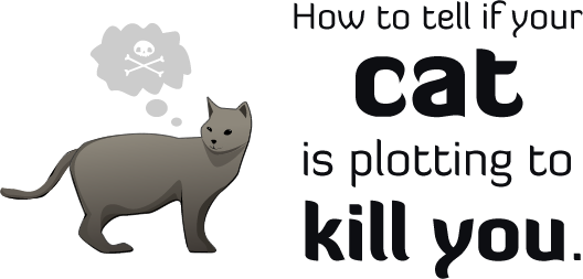 Excessive shovelling of kitty litter is practice for burying bodies